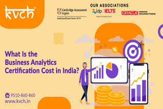 What is the Business Analytics Certification Cost in India?