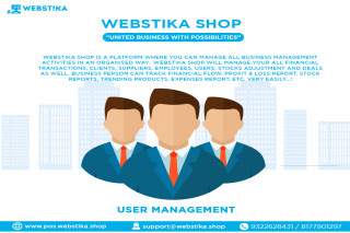 United Bussiness with possibilities webstika