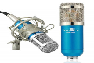 best condenser mic in India online review