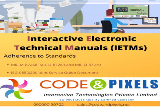 IETM Level IV / Hyderabad - Code and Pixels