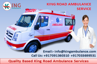 Now Take ICU Ambulance Service in Varanasi by King Ambulance