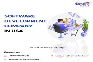 Software product development company in India, USA | versatile mobitech