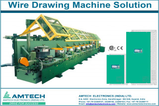 Wire Drawing Machine control Solution